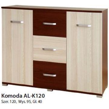 Komoda ALASKA AL-K120
