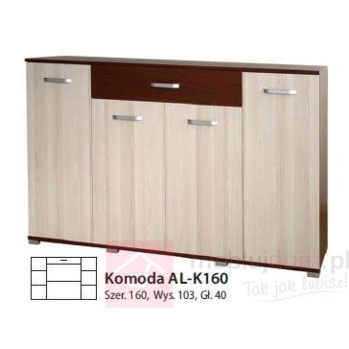Komoda ALASKA AL-K160