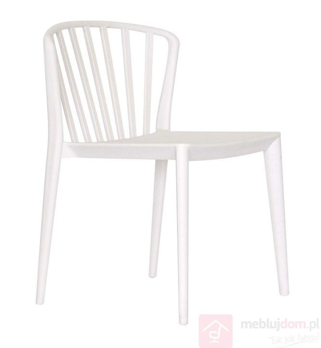 Krzesło GAMMA biały