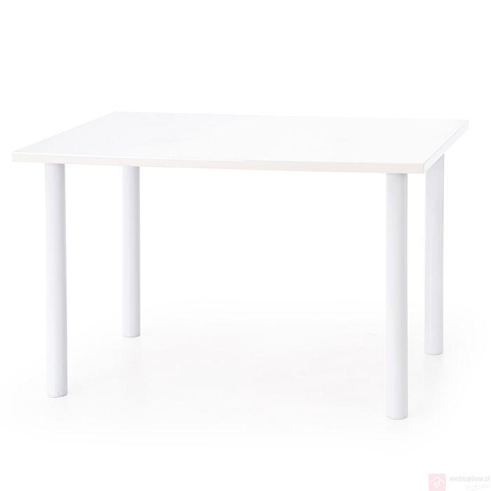 Stół ADONIS Halmar Biały połysk detal