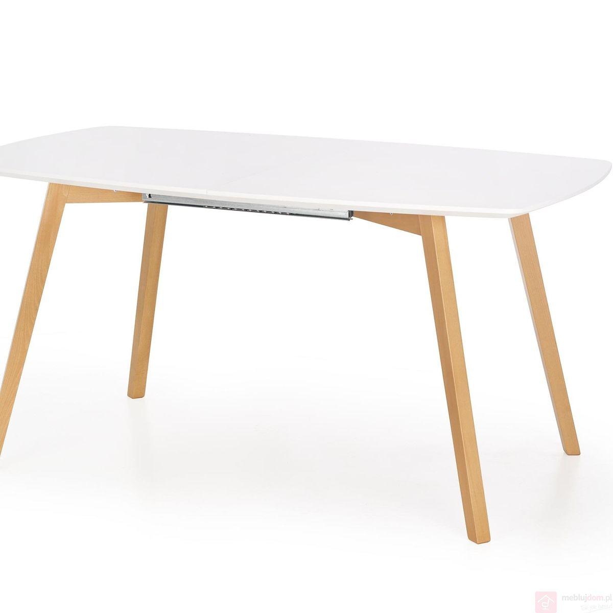 Stół KAJETAN Halmar (82x135-185 cm) złożony