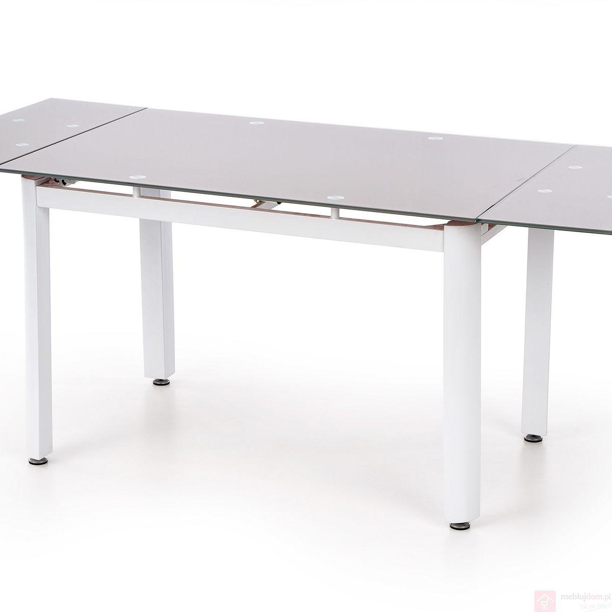 Stół ALSTON Halmar Beż rozłożony