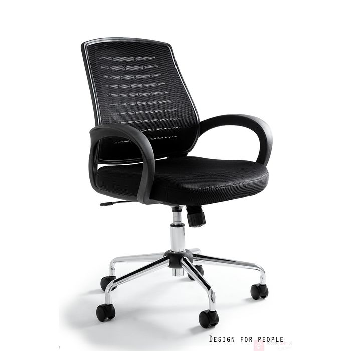 Fotel AWARD Unique czarny