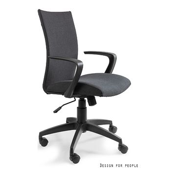 Fotel obrotowy MILLO Unique czarny