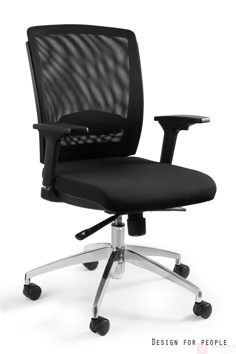 Fotel biurowy Multi Unique czarny