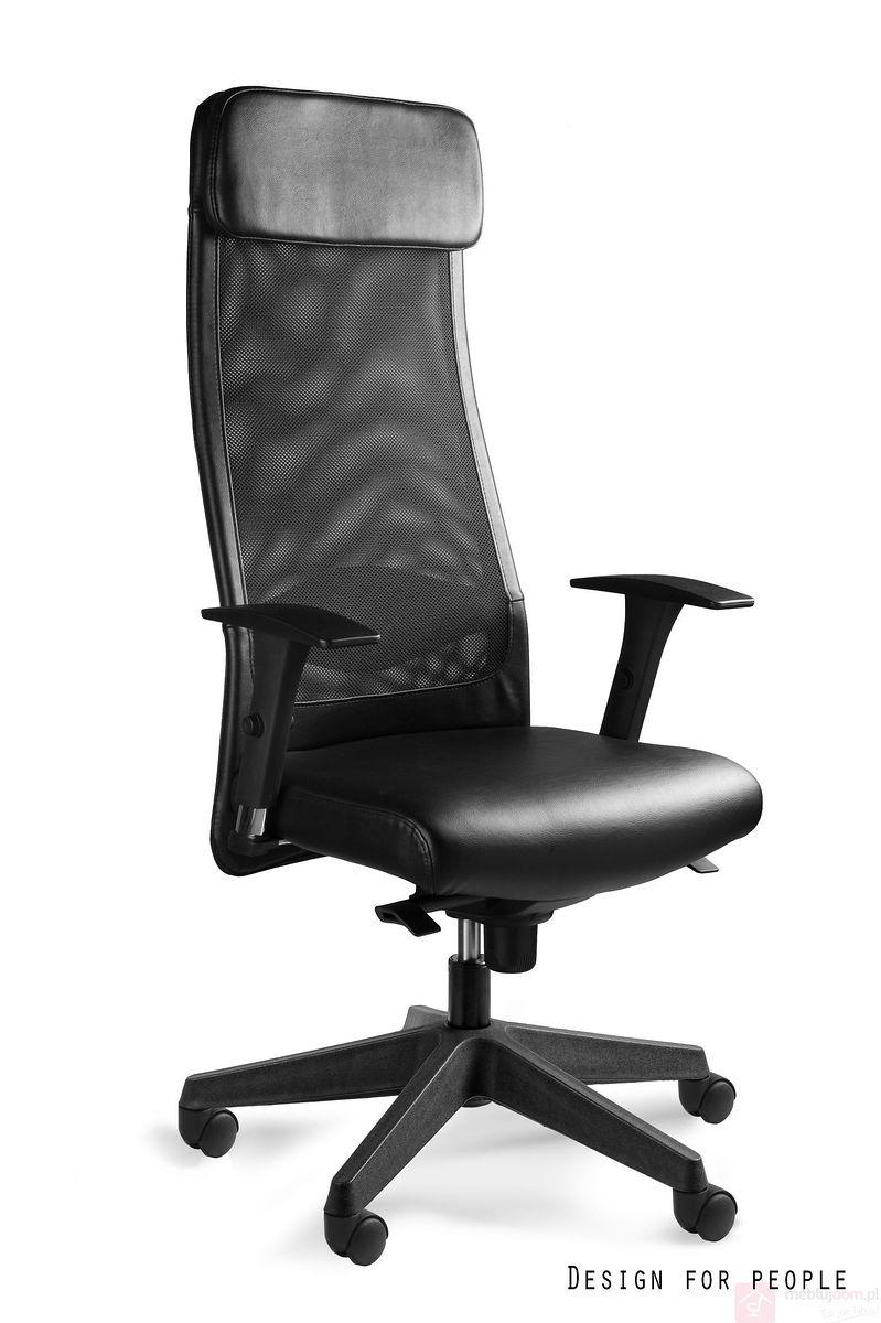 Fotel biurowy ARES Soft PU ekoskóra