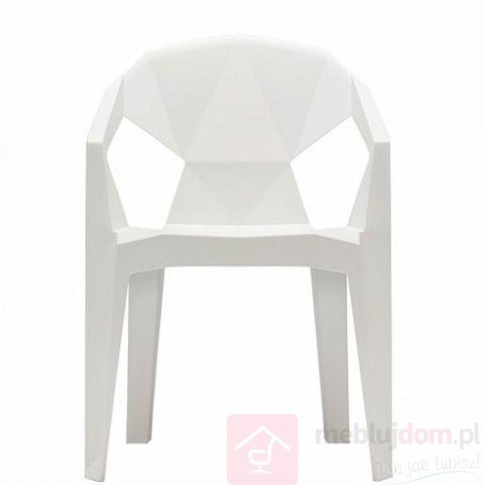 Krzesło MUZE białe