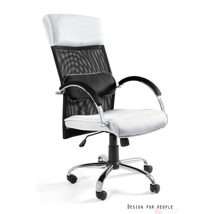 Fotel OVERCROSS białe Unique