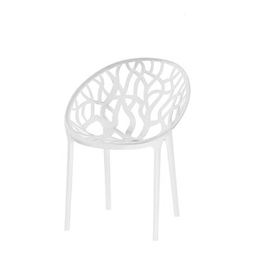 Krzesło KORAL biały