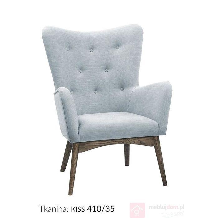Fotel SEMIA tkanina kiss 410/35