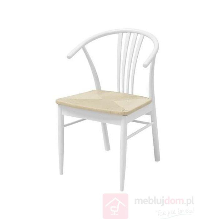Krzesło York białe