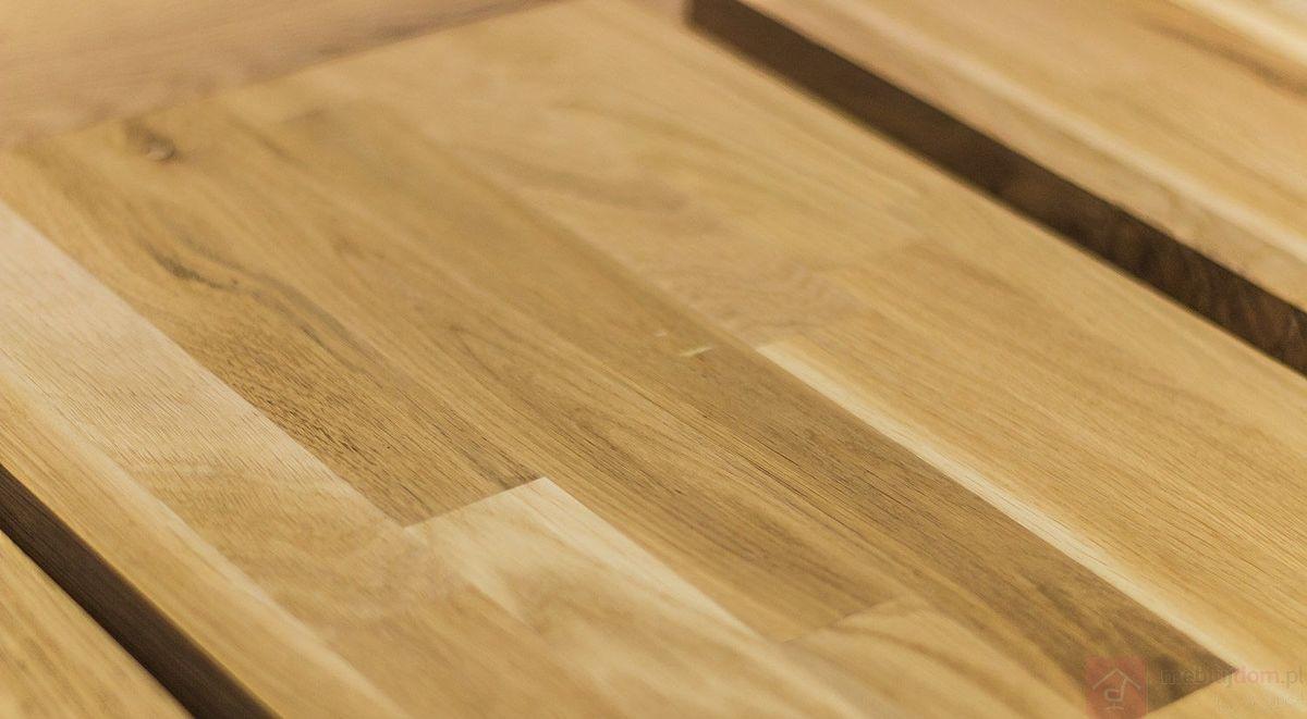 Blat drewniany naturalny klasa AC