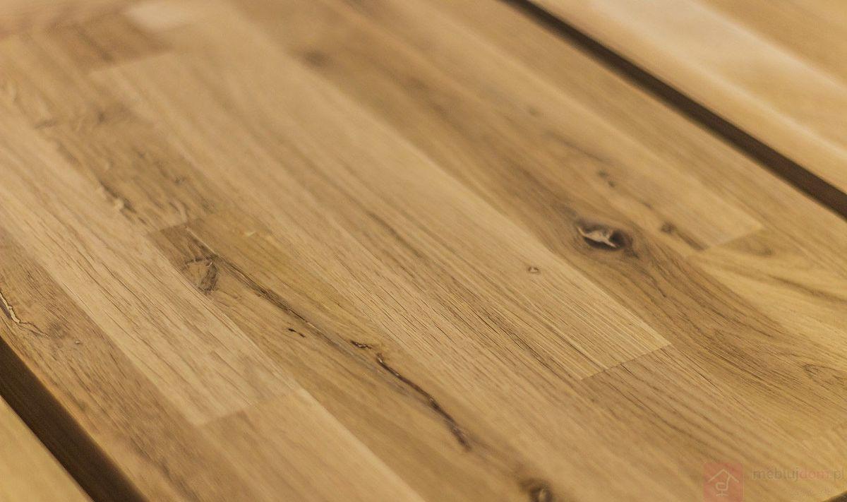 Blat drewniany, prawdziwe drewno rustykalny stół