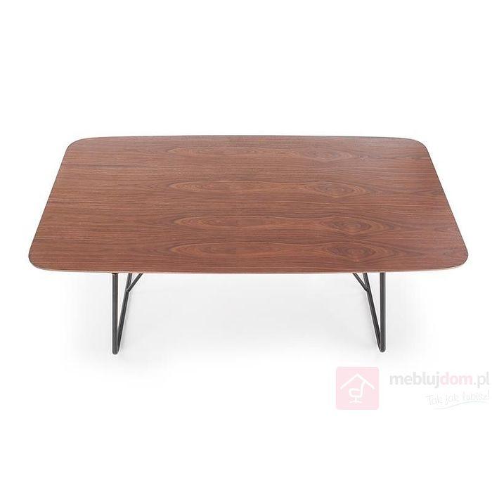 Stół HOUSTON Halmar (Orzech) rozłożony