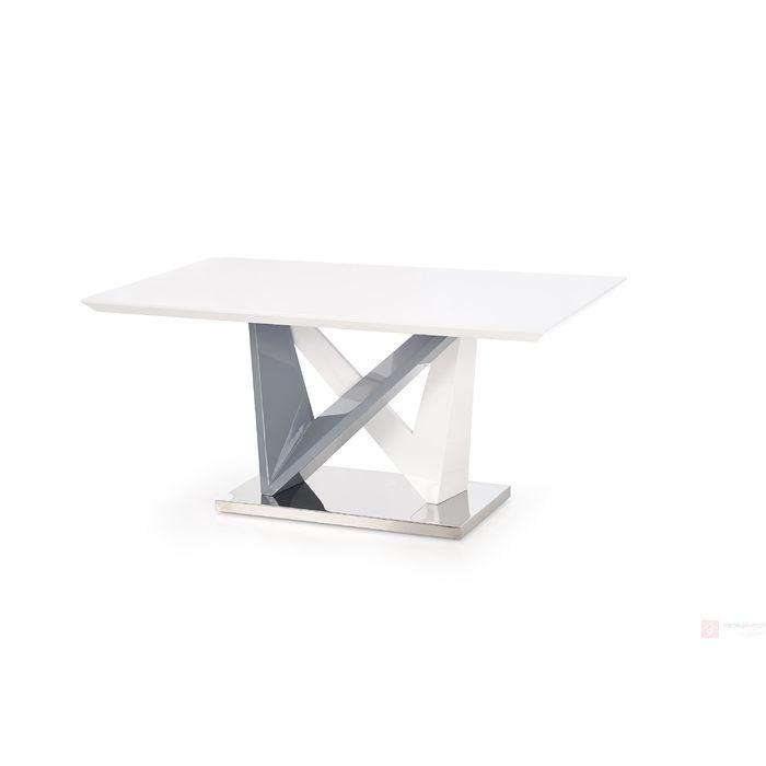 Stół CORTEZ Halmar (Biały  + szary)