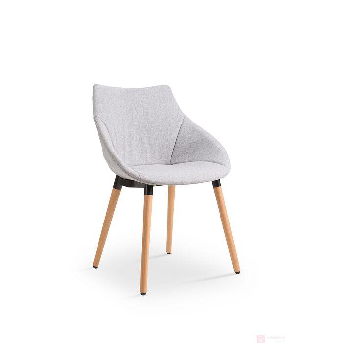 Krzesło K-226 Halmar (Jasnoszary)