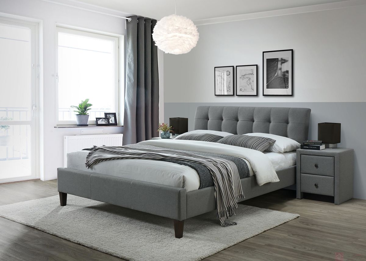 Łóżko tapicerowane SAMARA 2 Halmar