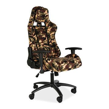 Fotel dla gracza STRIKE Moro Signal