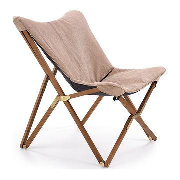 Fotel składany VOLANT Halmar beż