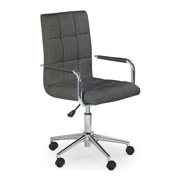 Fotel obrotowy GONZO 3 Halmar w tkaninie