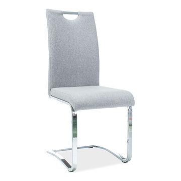 Krzesło H-790 Signal tkanina szary