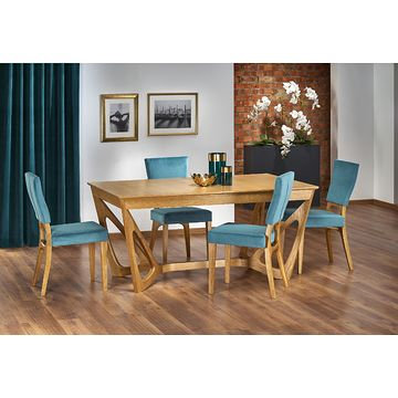 Stół  WENANTY Halmar złożony