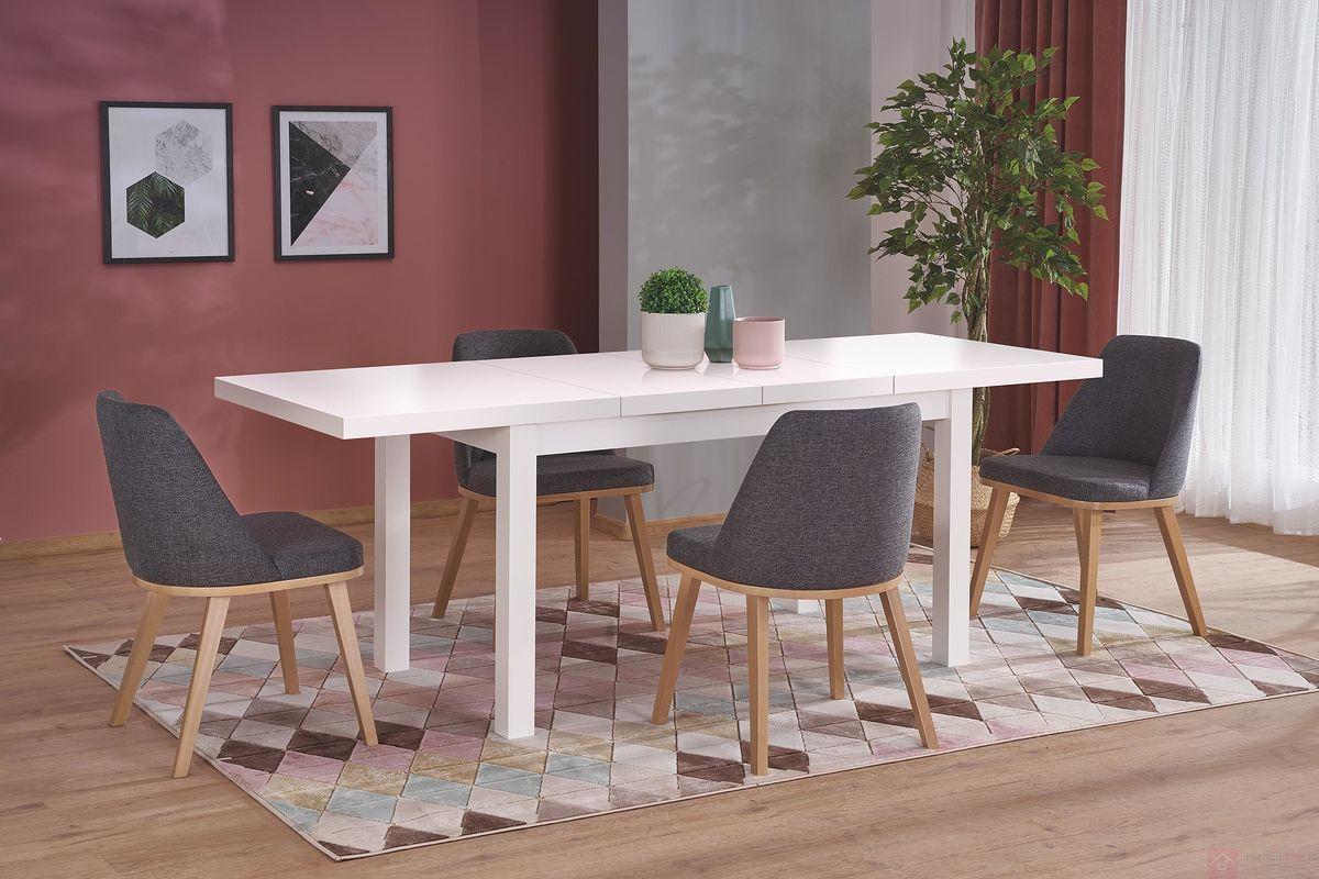 Stół TIAGO 2 Halmar Biały