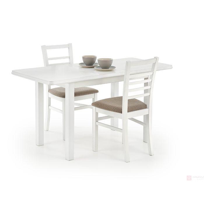 Stół DINNER Halmar Biały aranżacja