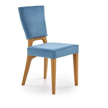 Krzesło WENANTY Halmar Niebieski