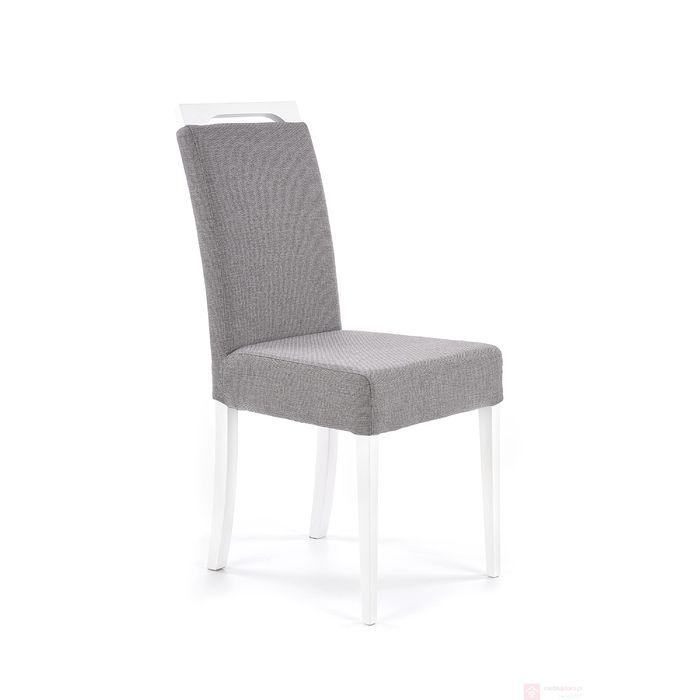 Krzesło CLARION Halmar Biały