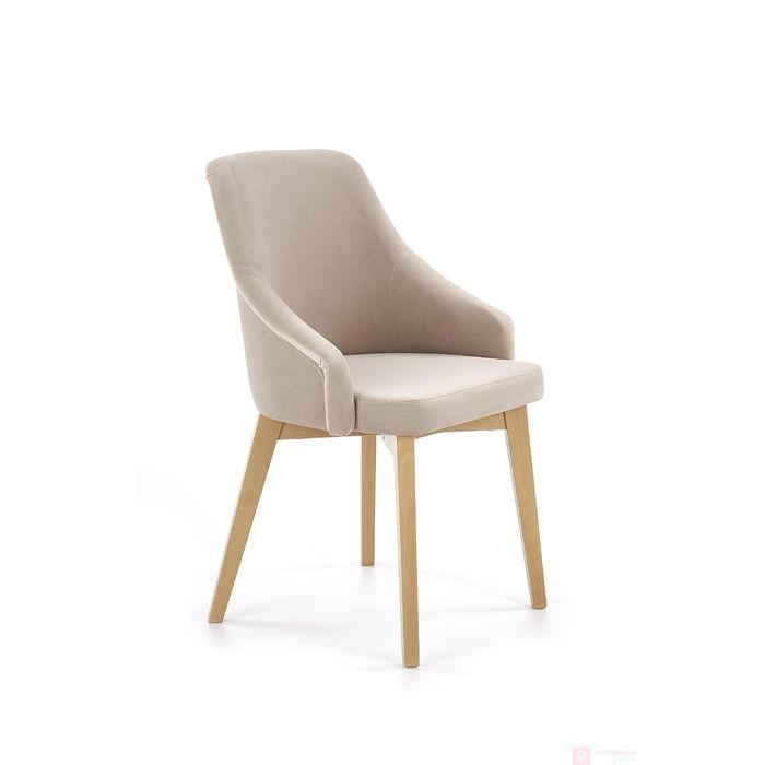 Krzesło TOLEDO 2 Halmar beż