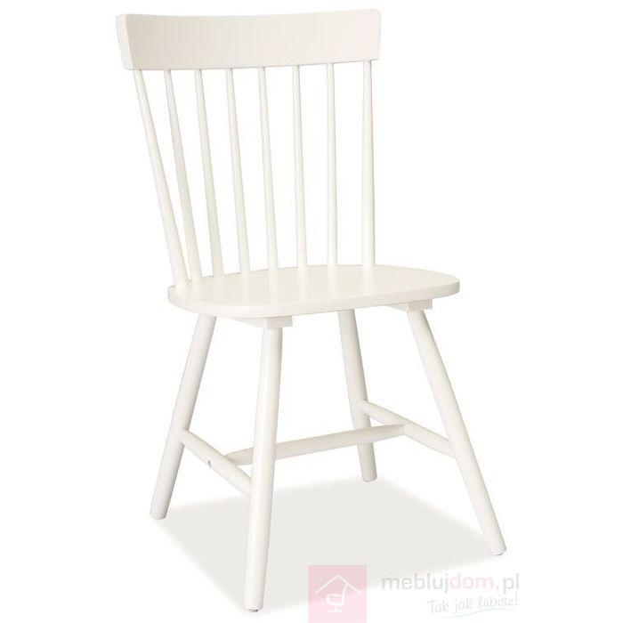 Krzesło ALERO Signal Biały