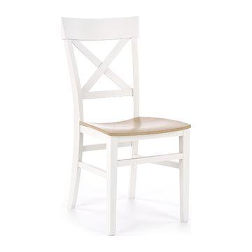 Krzesło TUTTI Halmar biały