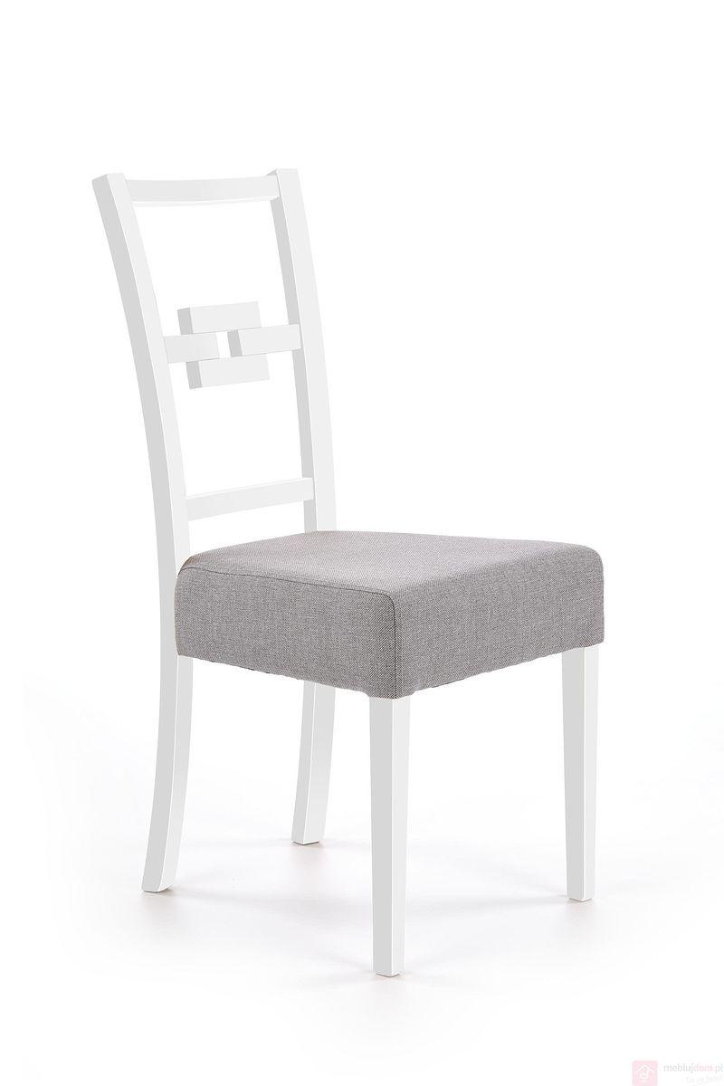 Krzesło STAN Biały Halmar