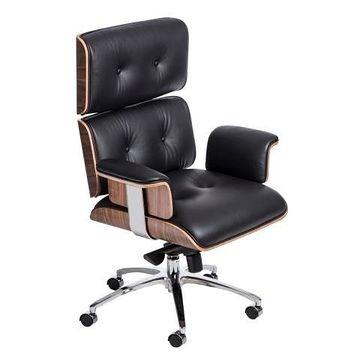 Luksusowy fotel biurowy dla prezesa VIP