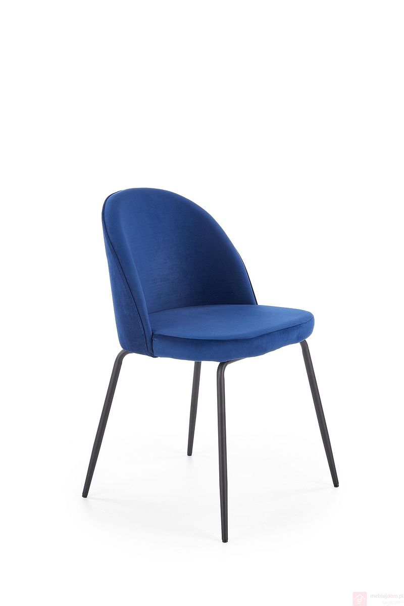 Krzesło K-314 Halmar Niebieski