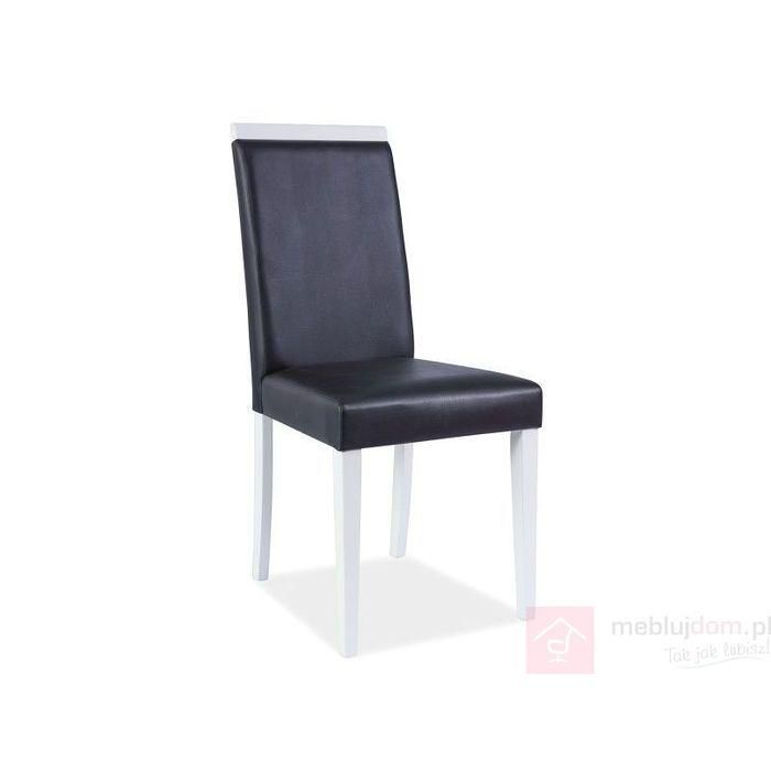 Krzesło CD-77 Signal Czarno-biały