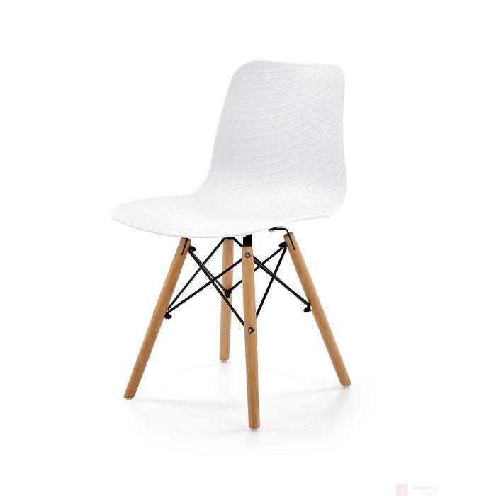 Krzesło K-325 Halmar biały