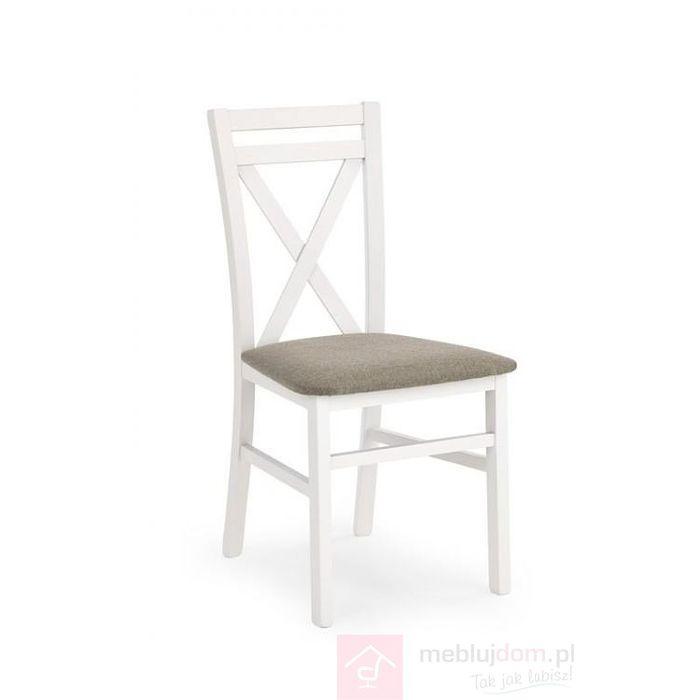 Krzesło DARIUSZ Halmar Biały