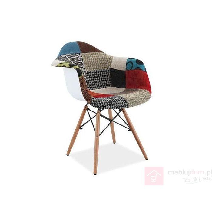 Krzesło DENIS II Signal Wielobarwny