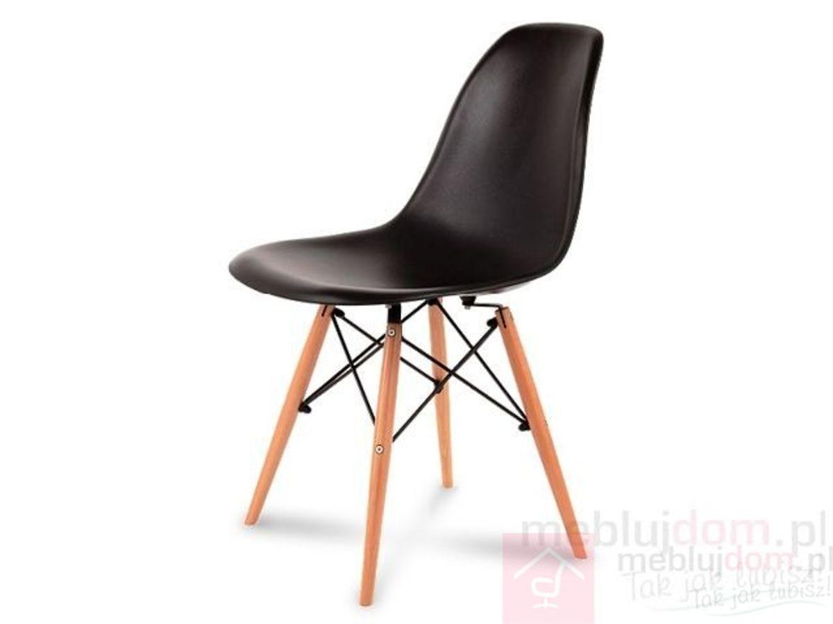 Krzesło ENZO Signal Czarny