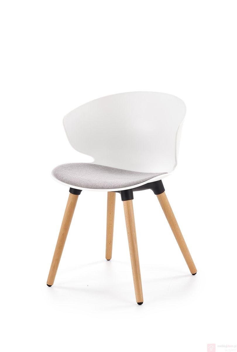 Krzesło K-324 Halmar Biały
