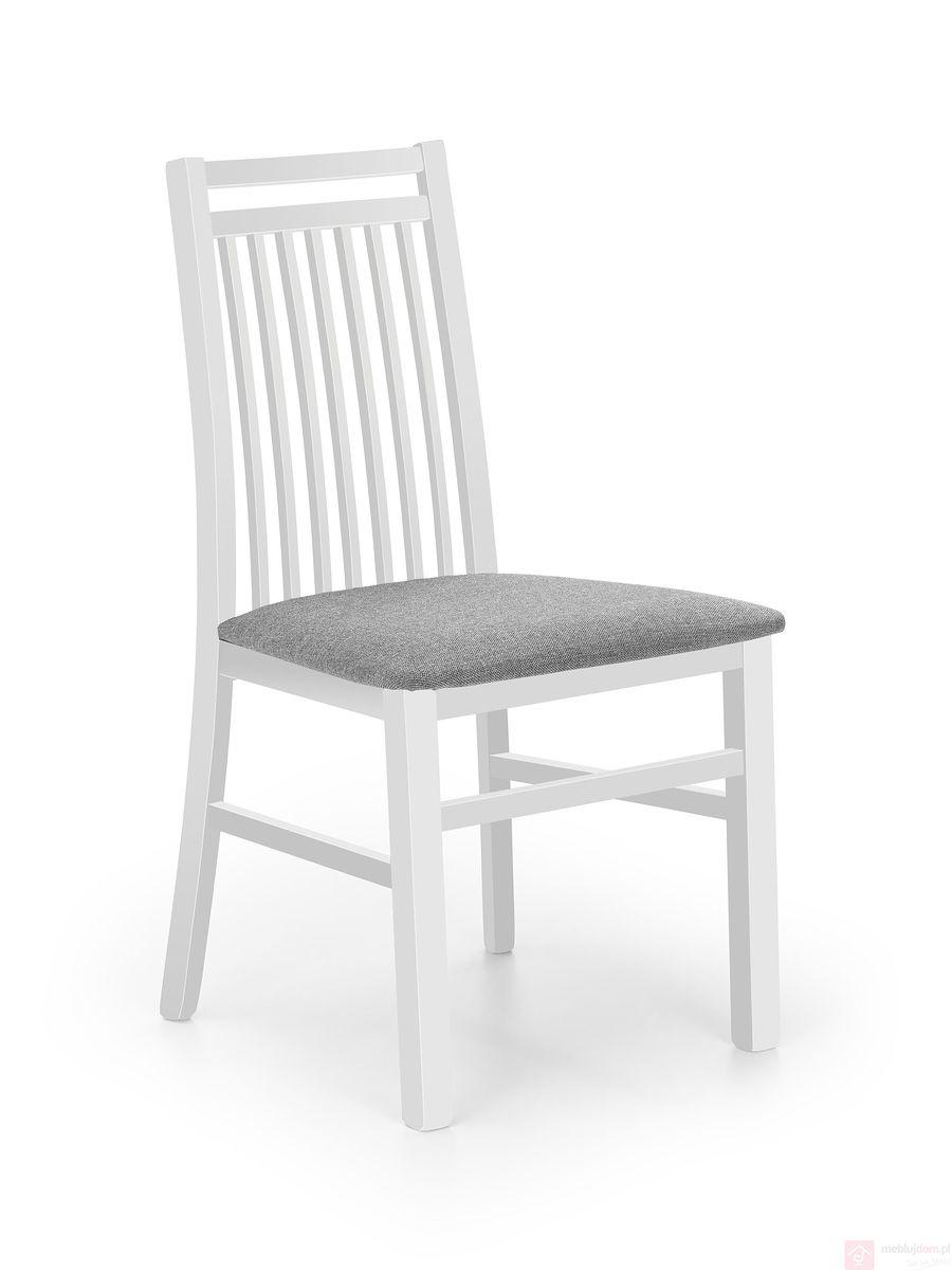 Krzesło HUBERT 9 Halmar Biały
