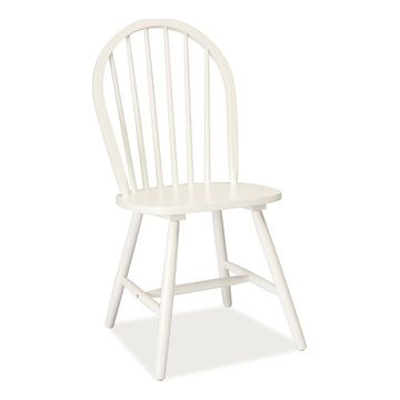 Krzesło FIERO Signal Biały