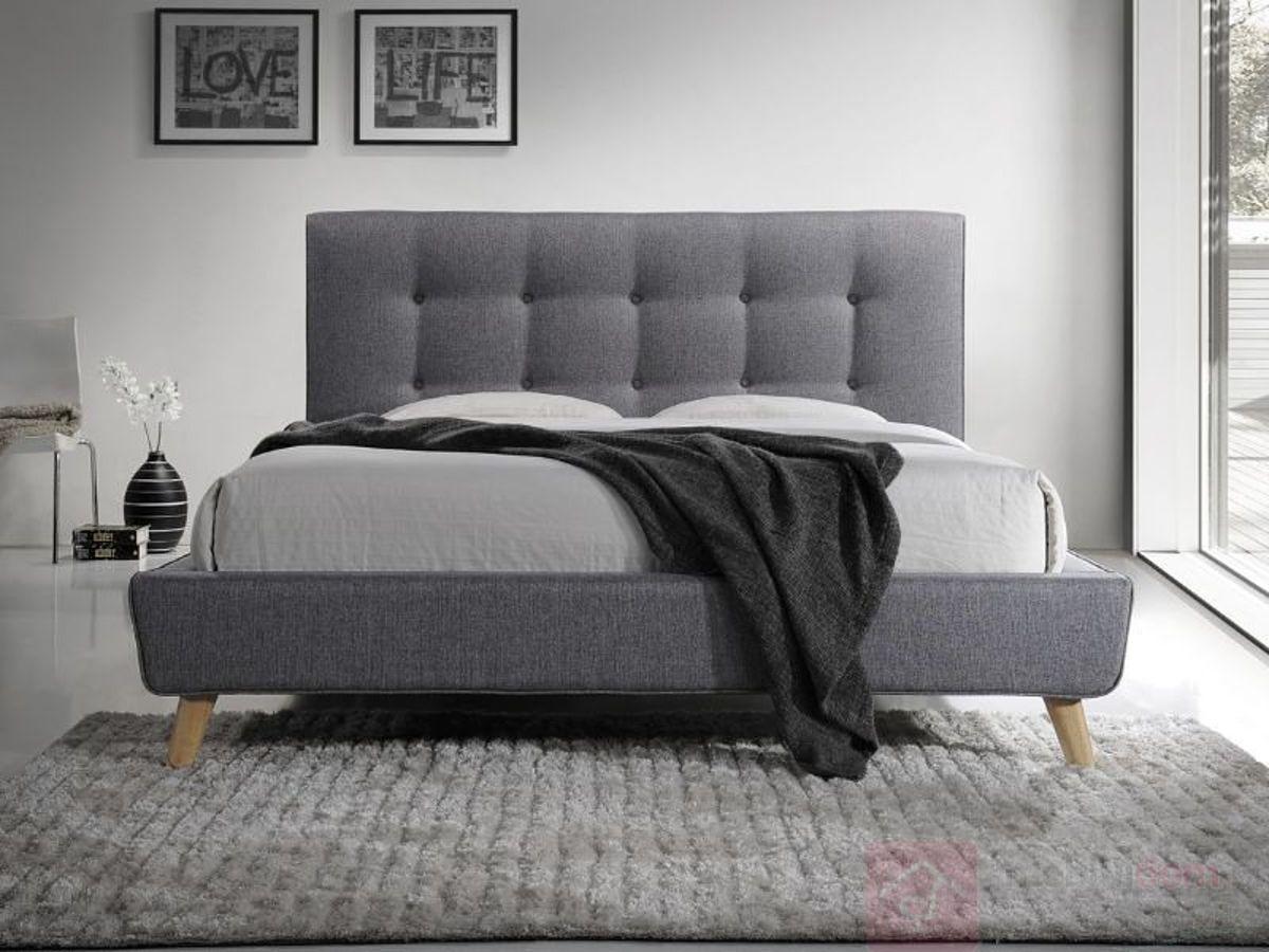 Łóżko SEVILLA Signal 160x200 cm