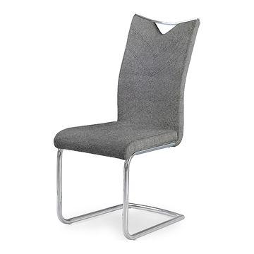 Krzesło K352 Halmar szary