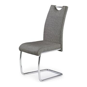 Krzesło K-349 Halmar szary
