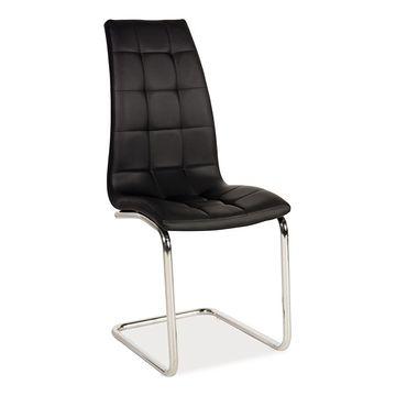 Krzesło H-103 Signal Czarny