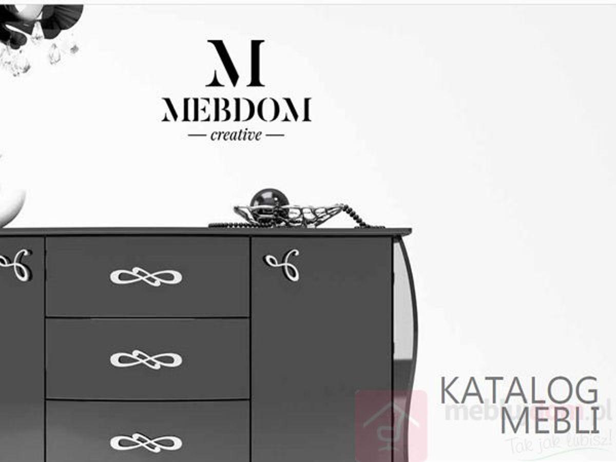 Katalog meblowy Mebdom meble złożone