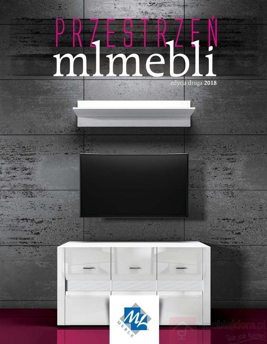 Katalog mebli ML MEble